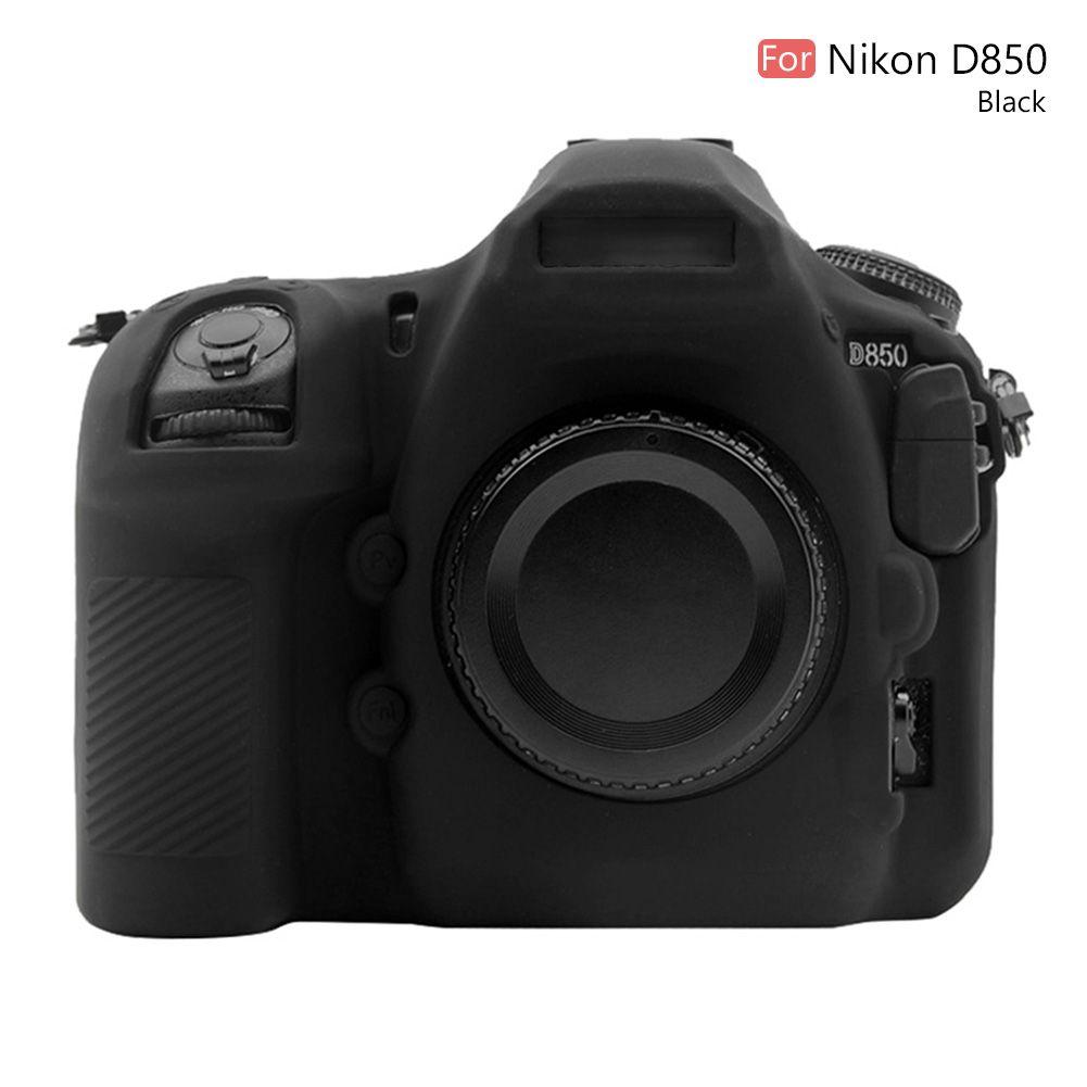 PULUZ Schutz Kamera Tasche Für Nikon D850 Digital SLR Kamera 4 farben Weichen Silikon Fall Body Schutzhülle Langlebig Waschbar