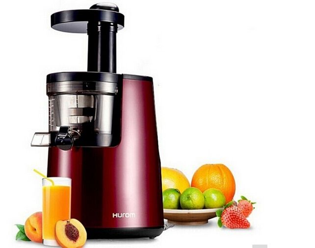 New hurom slow Juicer hu-600wn Fruits Vegetable Low Speed Juice extractor