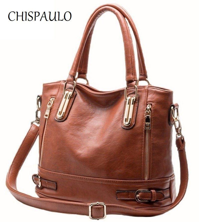 Luxury Brand Designer Women's Handbags Casual Woman Genuine Leather Bags For Women 2017 Messenger Bags Ladies crossbody Bags X18