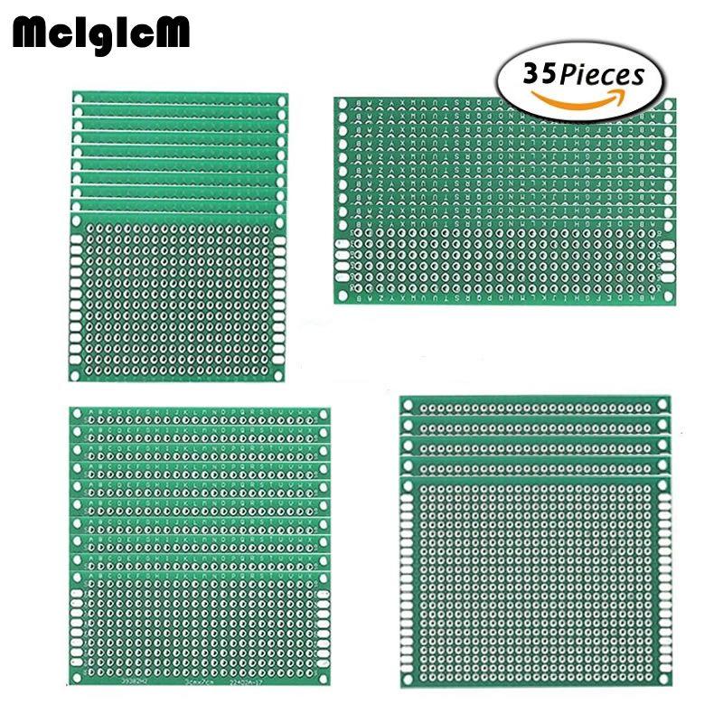 MCIGICM diy universal prototype paper double-sided pcb board manufactur Protoboard price pcb