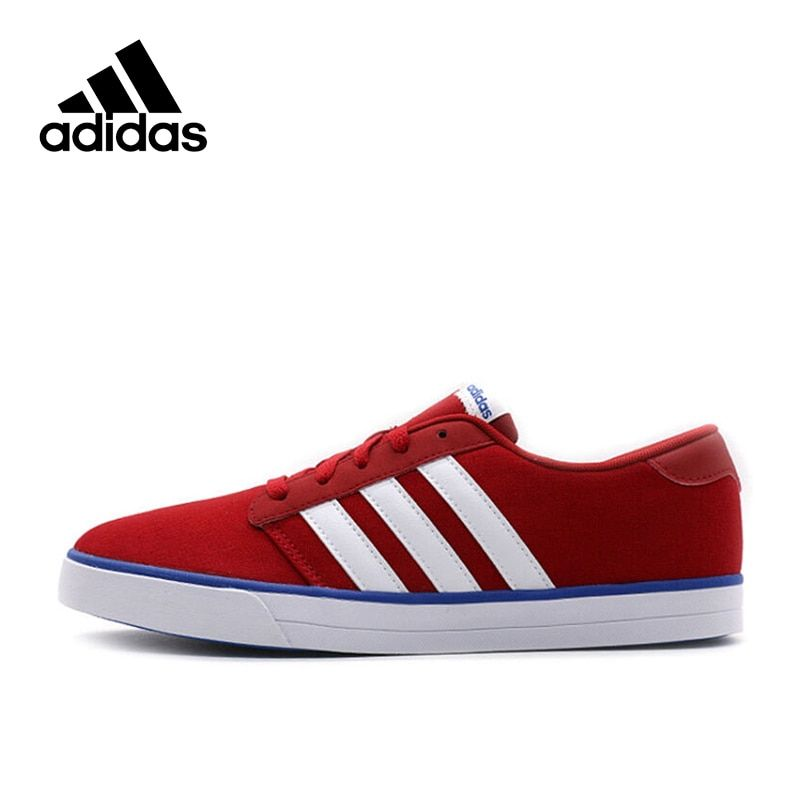 Adidas Air Force Original Men Red Men Skateboarding Shoes Sneakers Classic Platform Breathable Low-Top Flat Sports Shoes for Men