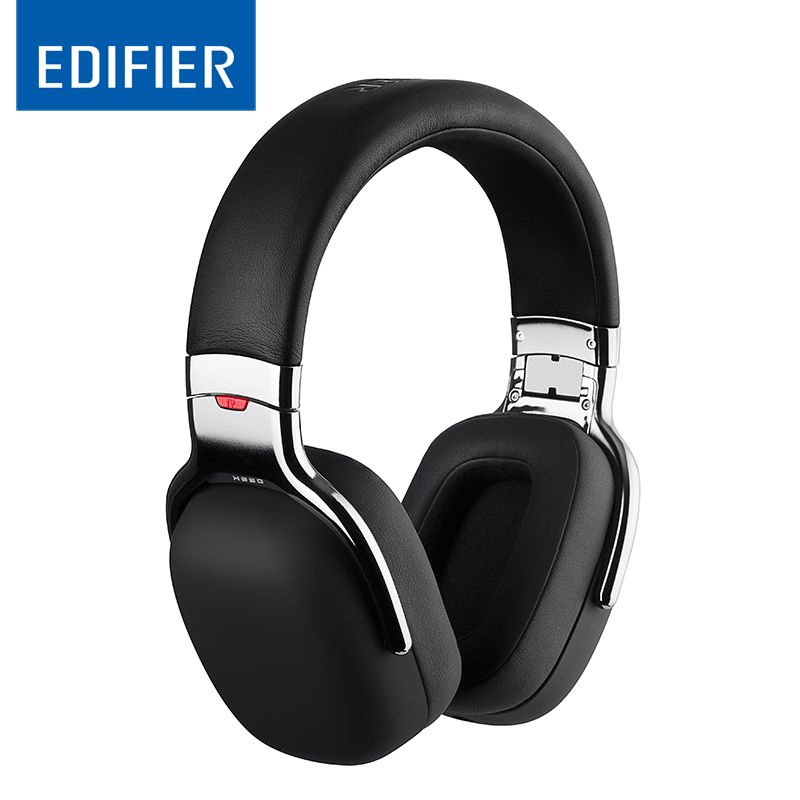 EDIFIER H880 Hifi Music Headphone Audiophile Over-the-ear Headphones with Noise-Isolating Audiophile Closed Monitor Stereo