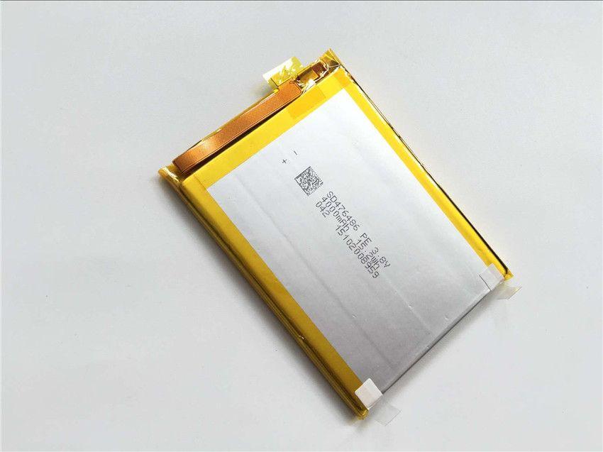 Elefon Vowney Batterie 100% Original Große Kapazität 4000 mAh Pufferbatterien Ersatz Für Elefon Vowney Lite