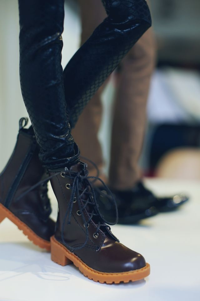 Exclusive Handsome Martin Boots for BJD 1/3 ,Uncle Big Foot Doll Shoes SM9