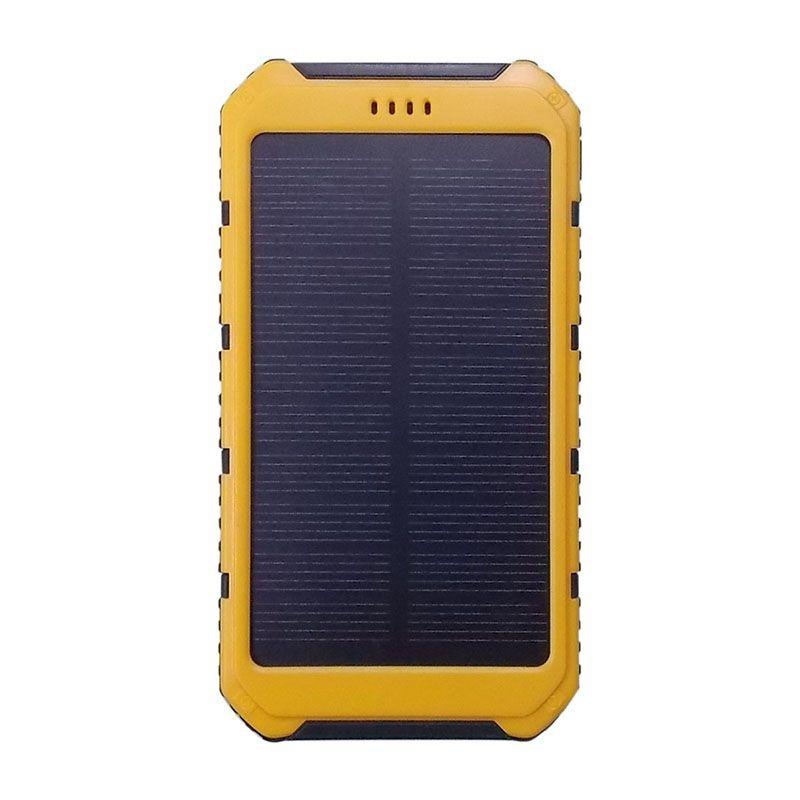 Powerbank Portable Pover batterie externe batterie Portable solaire boîtier bricolage double USB Kit chargeur de téléphone