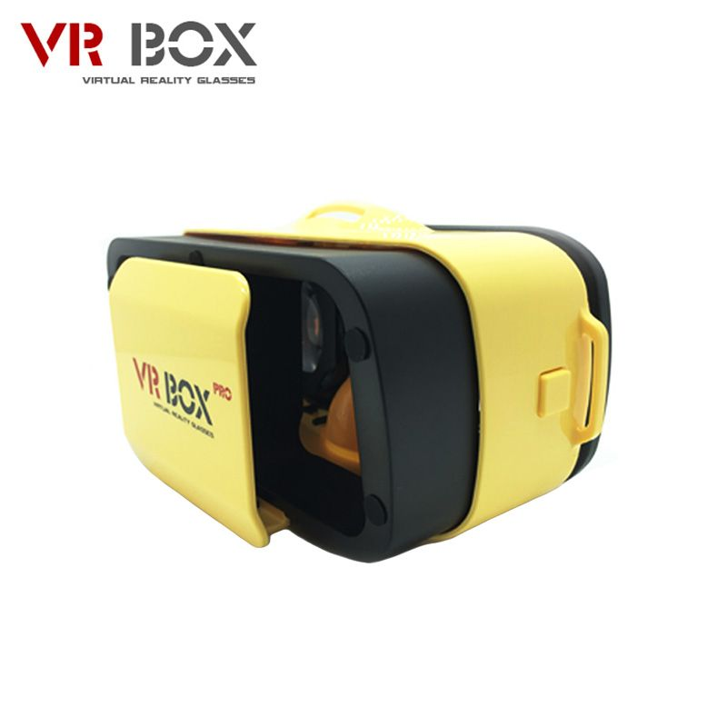 VR BUCINUM VR BOX 3.0 PRO 3D Glasses Immersive PC+ABS Virtual Reality VR Headset  for 4.5-5.5