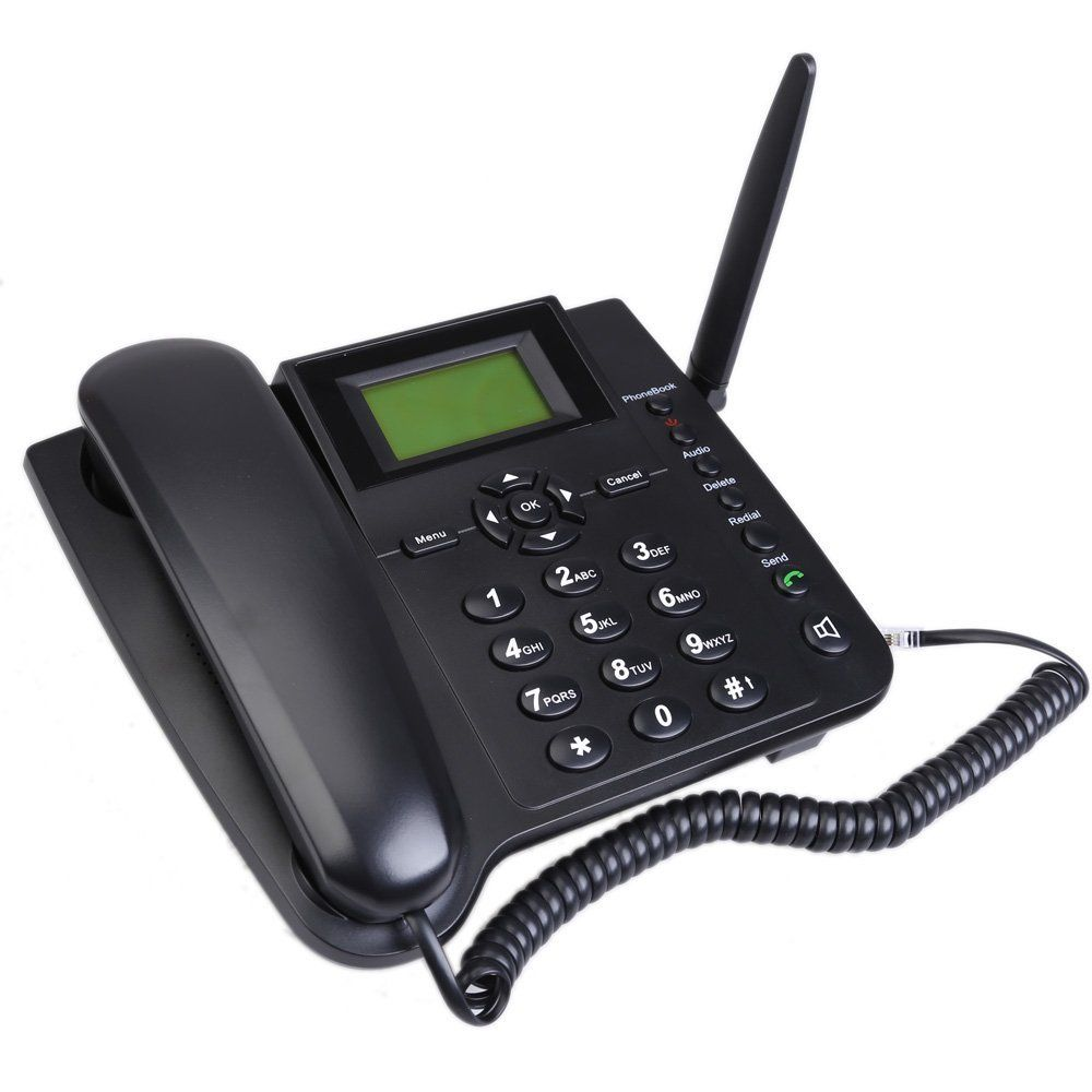 M281-GSM Fixed Wireless GSM Fixed Wireless Telephone with SMS Function Quadband