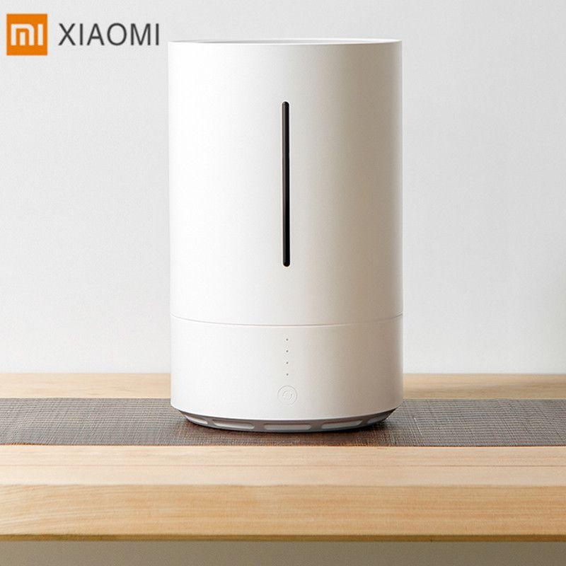 New Original Xiaomi MIJIA Smartmi Ultrasonic Sterilizing Humidifier For Home UV Germicidal Sterilization APP Control CJJSQ01ZM
