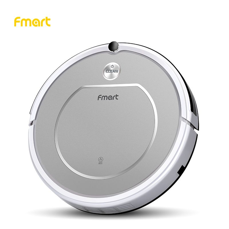 Fmart Vacuum Cleaner For Home Appliances Wet Mopping Smart Robotic Cleaners 3 in 1 Vacuums Sweeper Aspirator FM-R330