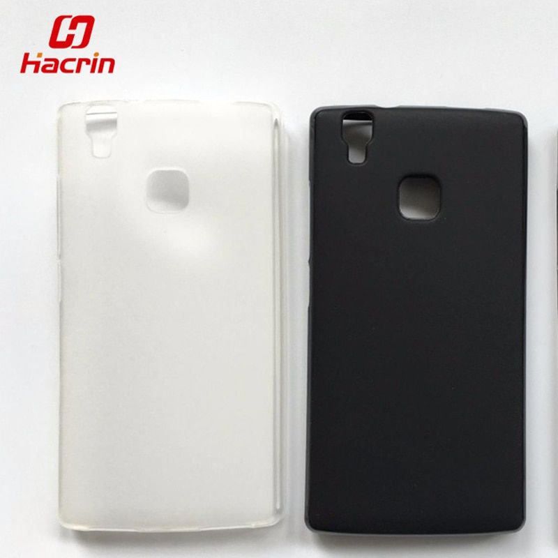 hacrin DOOGEE X5 MAX Pro Case Silicon Matte TPU Comfortable Protector Back Cover For DOOGEE X5 MAX 5.0 inches