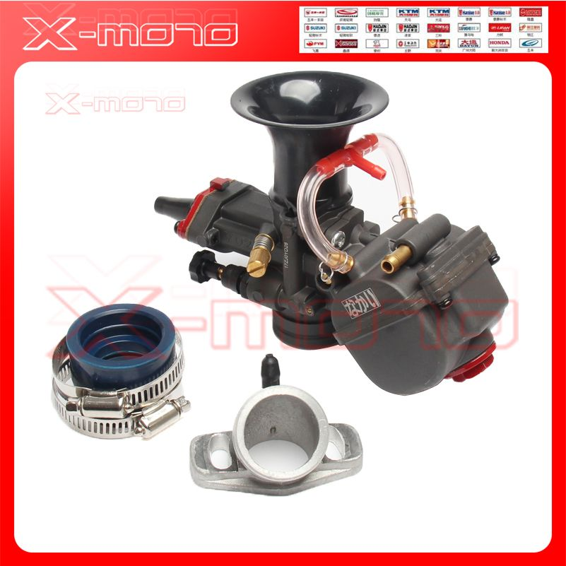 YD28 mm YD 28 Universal Maikuni PWK Carburetor Parts Scooters With Power Jet ATV Motorcycle RACING PARTS Scooter