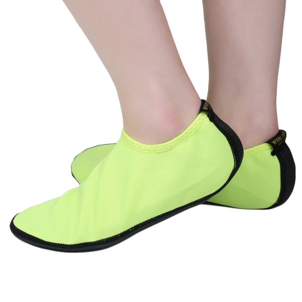 1 paar Männer Frauen Schnorcheln Schuhe anti-rutsch Tauchen Socken Schnorchel Anzug Scuba Boot Wasser Sport Schwimmen Strand Swimmming schuhe Fuß Werkzeug
