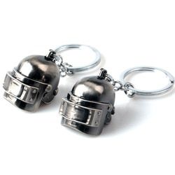 Game Playerunknown's Battlegrounds Cosplay Costumes Special Forces Helmet Armor Model Key Chain Keychain PUBG