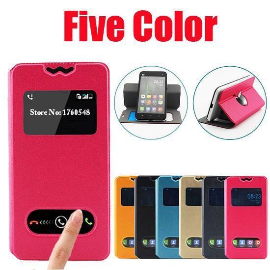 Gigabyte GSmart Guru G1 Case, Fashion Flip PU Leather Wallet Bag Back Cover Protective Phone Cases for Gigabyte GSmart Guru G1