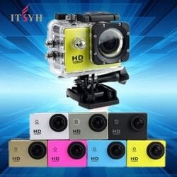 ITSYH Ultra HD 4K Daily Camera waterproof 2.0 Screen Sports DV digital camera HD 1080P outdoor mini Camcorder pro cam LF01-362