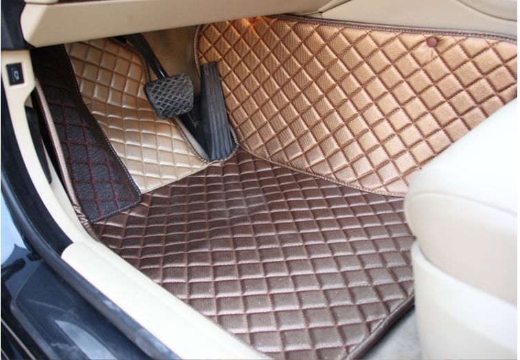 Best quality & Free shipping! Custom special floor mats for KIA Mohave 7 seats 2017-2008 wear-resisting carpets for Mohave 2013