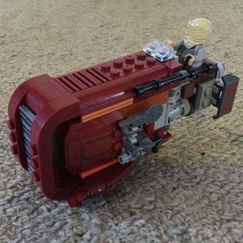 LEPIN 05001 Star Space Wars Chariot Speeder Building Brick Blocks Sets Gift Toys Compatible LegoINGly Starwars 75099