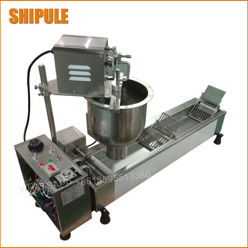 Fully-automatic multi-function donut machine commercial use High quality stainless steel Donut making machine