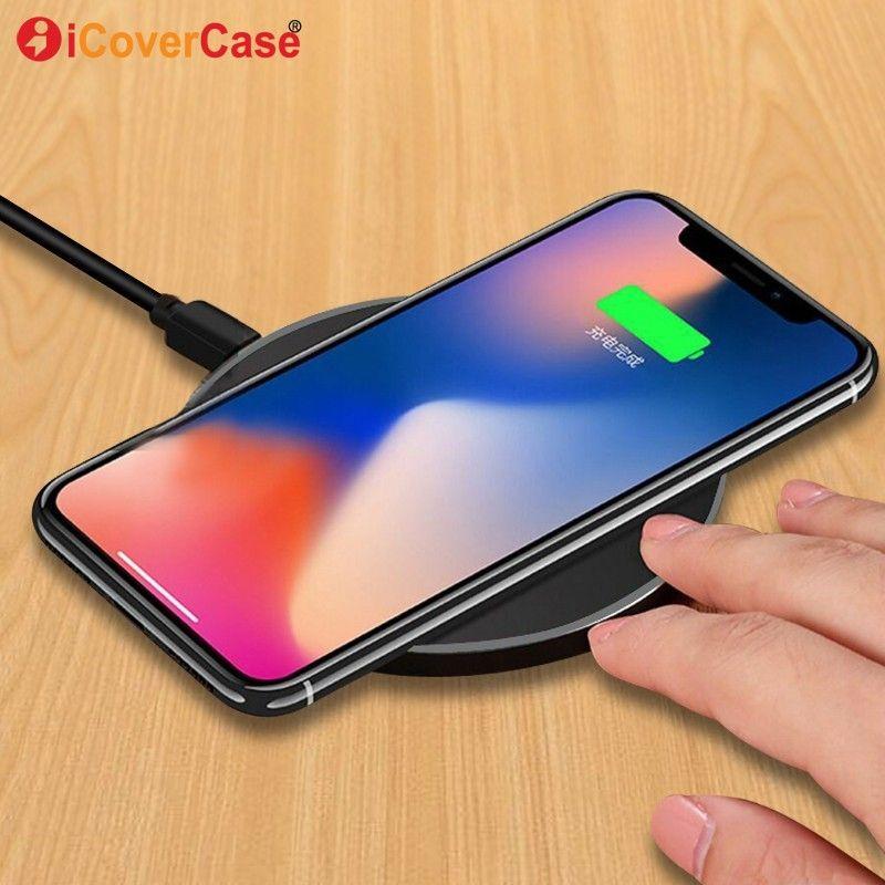 Pour Samsung Galaxy S7 Bord S6 Plus Sans Fil Chargeur Cas Puissance Tapis De Charge Banque Pour Samsung Note 5 S6 Plus yotaphone 2 Chargeurs