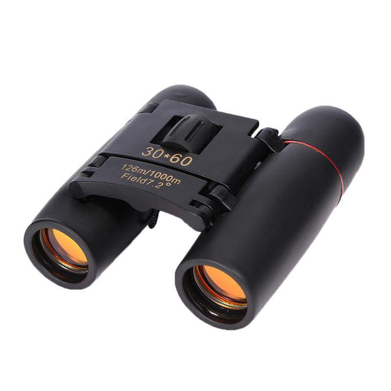 30x60 Óptico Telescopio Binoculares de Visión Nocturna de Caza Que Acampan Yendo de Pesca Al Aire Libre Concierto Reloj