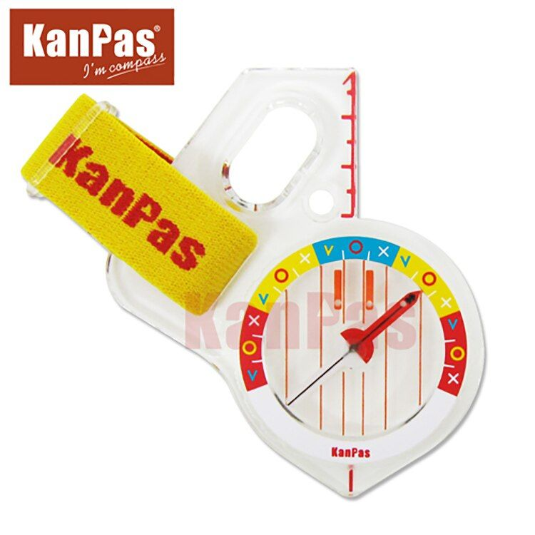 KANPAS top level elite thumb orienteering compass,free shipping, MA-42-F / free bandana gift