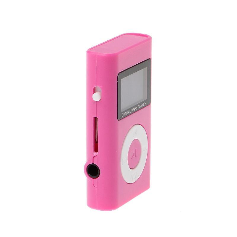 MX-809 Mini USB Unterstützung 32 gb Micro SD TF Karte LCD Screen Musik Digital MP3 Player