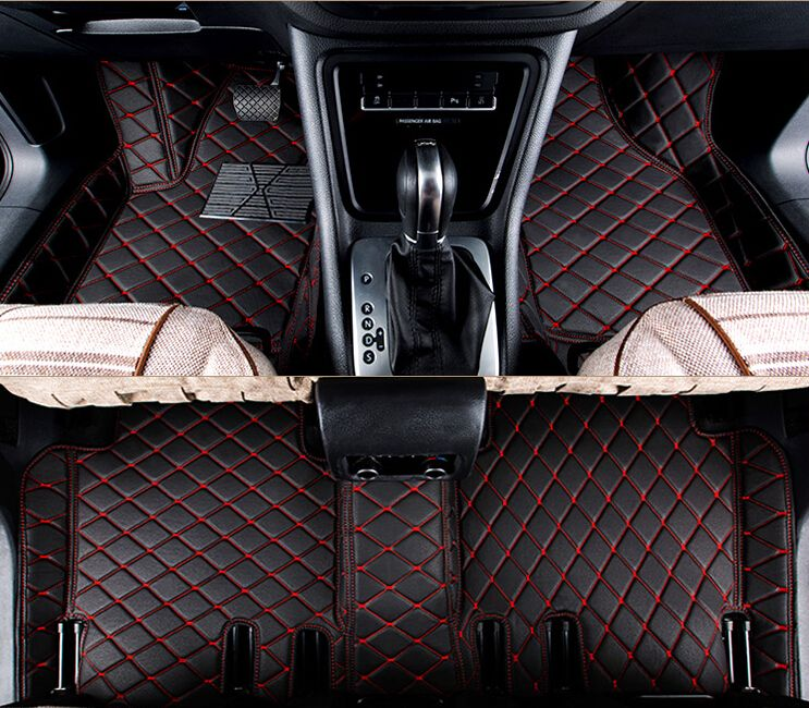High quality! Custom special car floor mats for BMW 640i GT G32 2018 durable waterproof carpets for 640i GT 2017,Free shipping