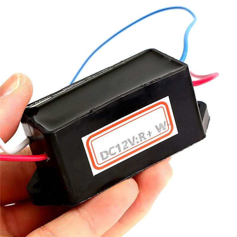 Newest 12V DC 900MA-1200MA High Voltage Ignition 30KV High-voltage Pulse Generator Low Price