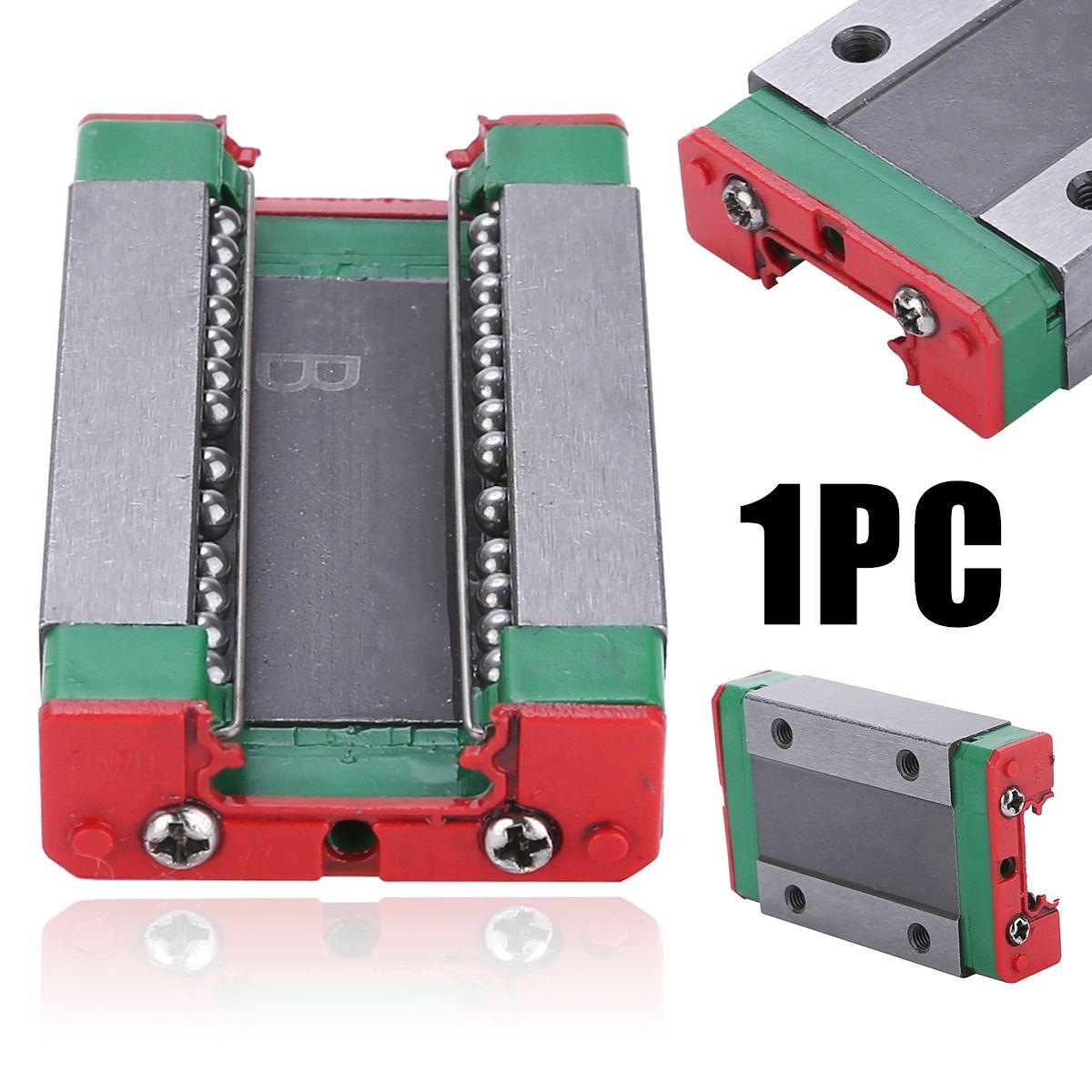 1 pièces MGN12H acier bloc coulissant Durable Guide linéaire 43x26x10mm pour palier linéaire CNC XYZ bricolage