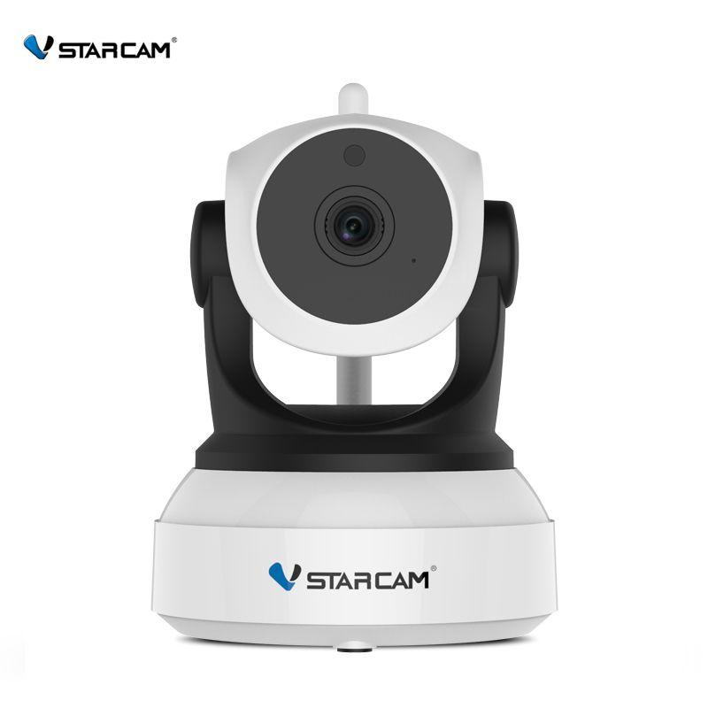 D'origine Vstarcam 720 P IP Caméra C7824WIP Wifi Surveillance caméra de sécurité IR vision nocturne PTZ App Mobile Vue Audio Parler