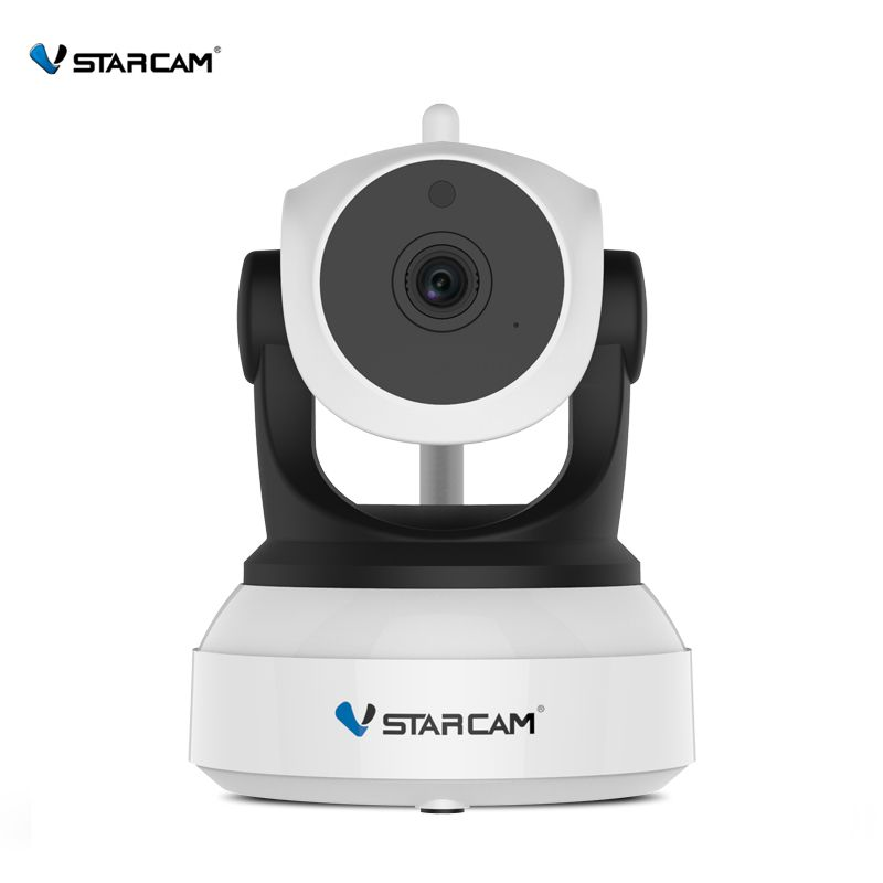 Original Vstarcam 720P IP Camera C7824WIP Wifi Surveillance Security Camera IR Night Vision PTZ App Mobile View Audio Talk