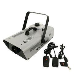 1500 W machine à fumée, avec DMX 512 À Distance (Fil Contrôle) ou sans DMX 512 machine à fumée stade brouillard machine Expédition Rapide