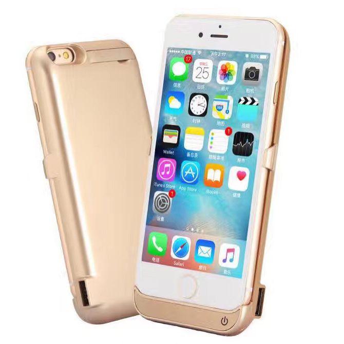 Étendue 10000 mAh Cas de Batterie De Téléphone Puissance Cas Couvre pour apple iphone 7 iPhone7 ip7 4.7