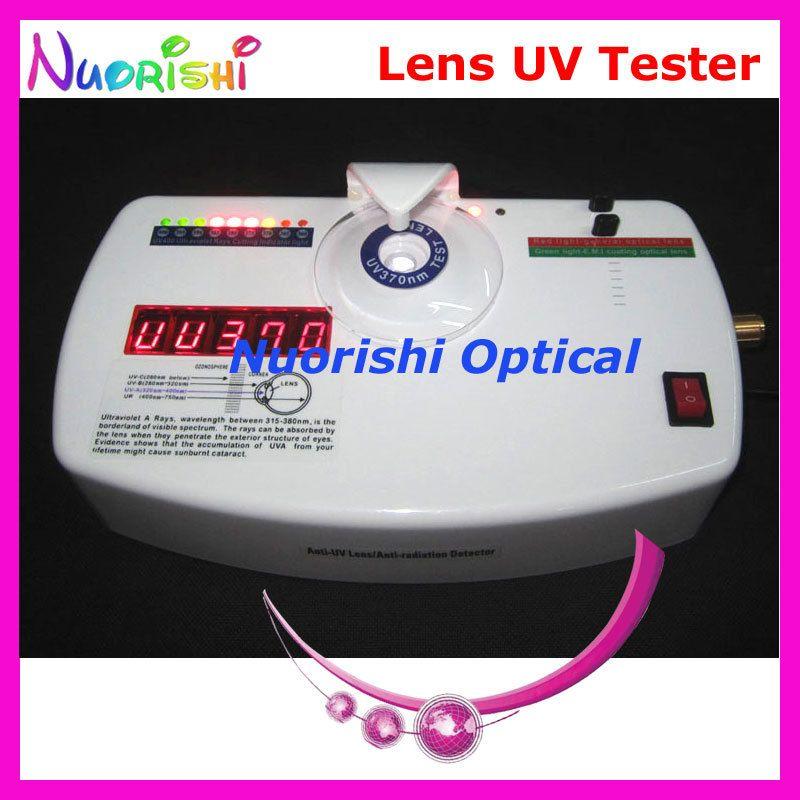 H13B lentille optique Anti UV rayons ultraviolets testeur de lentille détecteur UV mesureur les coûts d'expédition les plus bas!