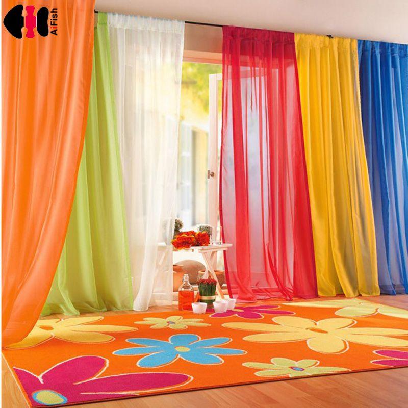 Vorhänge schwarz und weiß vorhänge Sheer garn tüll Orange Vorhänge Tüll für elfenbein vorhänge grün vorhänge hochzeit decke WP184C
