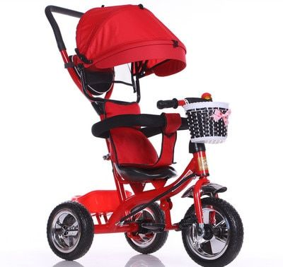 2017 New Arrival Good Price Ride On Bike Tricycle Bicycle Cart Baby Stroller Children 1-3-5 Years Old Children's Bicycle