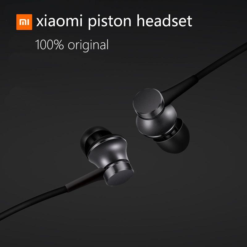 New original Xiaomi Mi version base de millet piston casque oreille type universel mignon fille jeunes version de millet piston