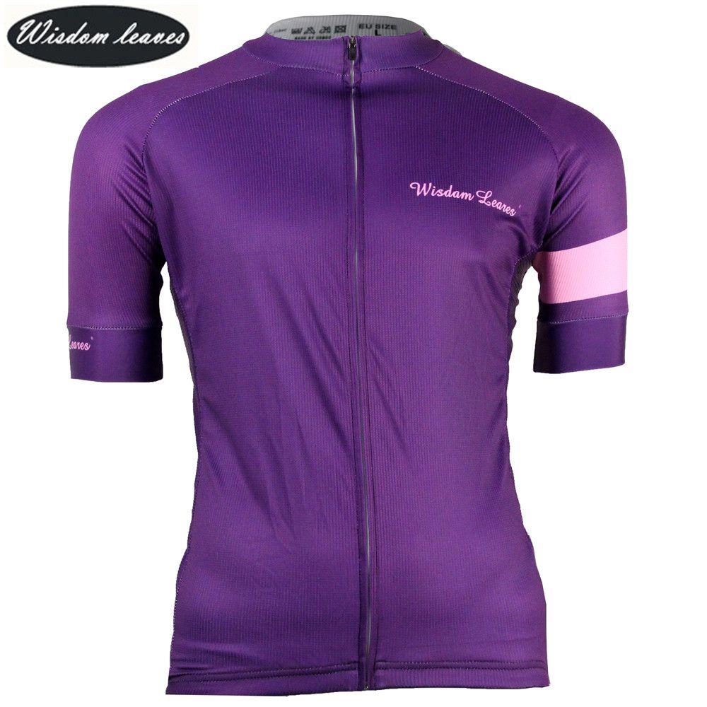 Weisheit blätter 2017 designer marke frauen radfahren t-shirt bike hemd maillot männer ciclismo equipos team clothing fahrrad jersey