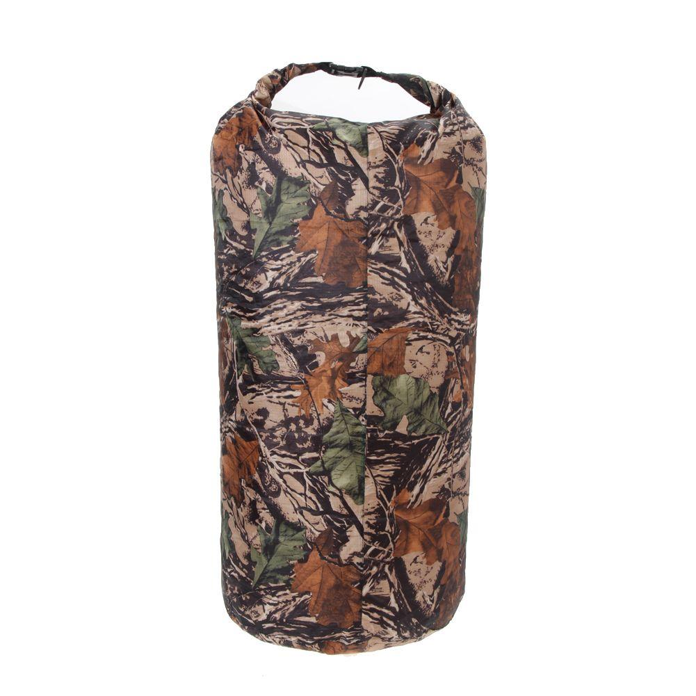 75L Camping Bag Waterproof Outdoor Sport Bag Large Capacity Water Resistant Bag Swimming Bags For Canoe Boating Kayaking