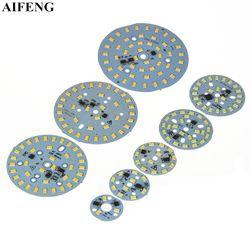 AIFENG Dipimpin Chip yang Terintegrasi IC Tidak Perlu Driver 3 W 5 W 7 W 10 W 12 W 15 W 18 W 24 W Lumens Tinggi SMD 5730 Dipimpin Chip Dipimpin Bola Lampu Beads