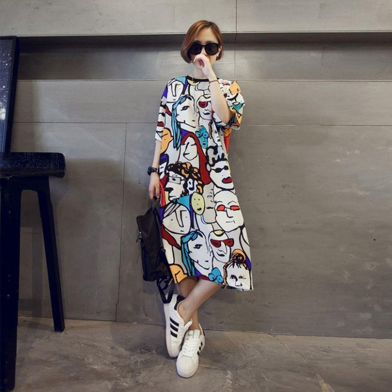 Weixinbuy Винтаж Для женщин летние пикантные Повседневное Свободные Boho платье Вечеринка ночной клуб Пляжные наряды короткий сарафан M-XXL