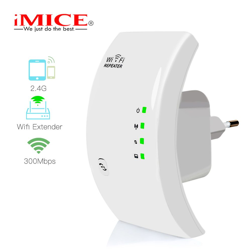300Mbps Wireless WiFi Repeater WiFi Booster WiFi Amplifier Wi-Fi Long Signal Range Extender Wi Fi repeater 802.11N Access point