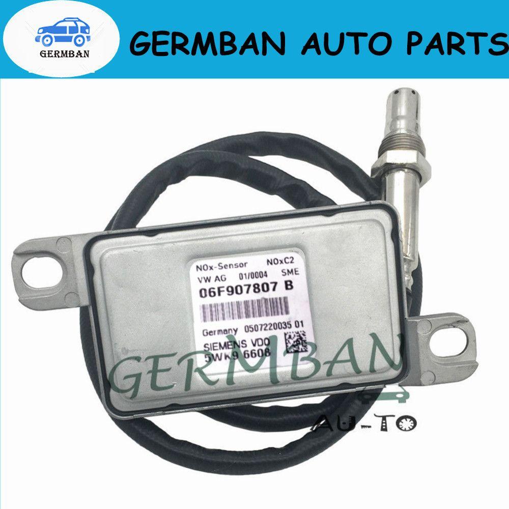 Freies Verschiffen!!! & gute Qualität Original Nox Sensor Für Audi A3 V W Golf 03-08 Touran 03-05 Teil keine #5WK96607 06F907807B