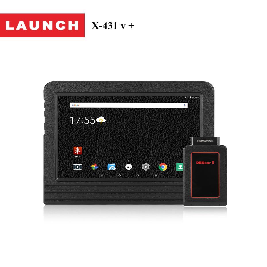 2018 New Diagnostic tool Launch X-431 V+ 2 year Free update via internet with Multi-Language X431 V+ used in 200+ countries