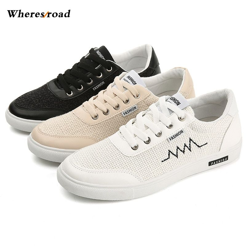 Wheresroad New Summer Breathable sneakers Anti Slippery Shoes Men low classic Skateboarding Shoes size 39-44 A516 Dropshipping