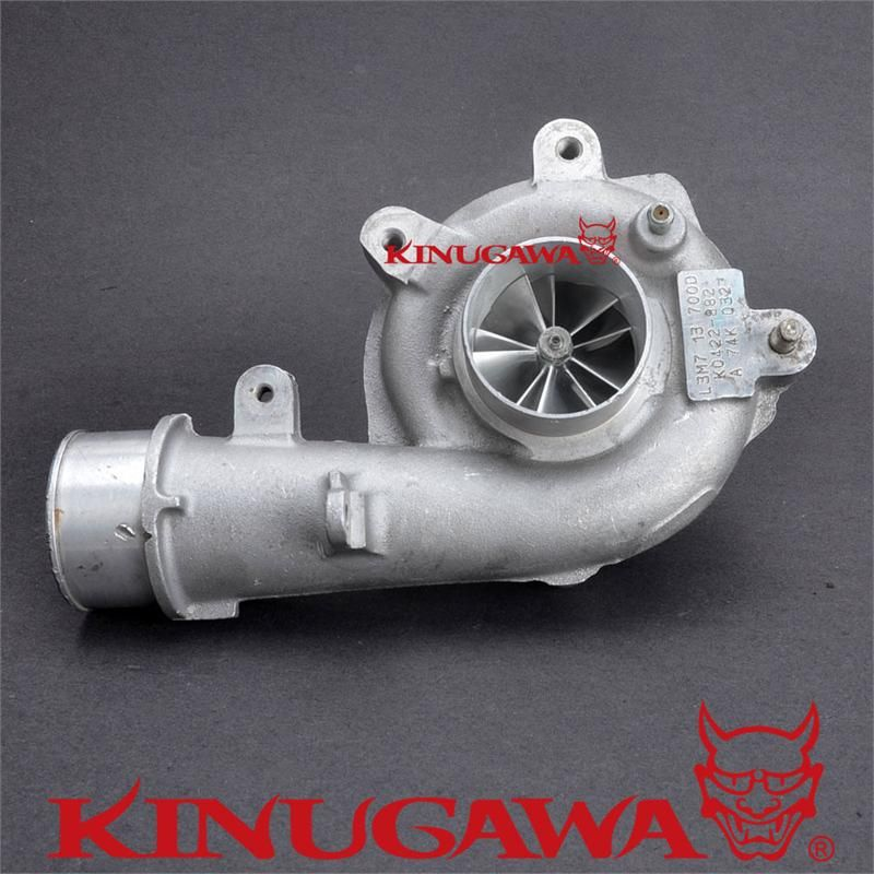 Kinugawa Billet Turbo Cartridge CHRA Kit for MAZDA Mazdaspeed 3 6 CX7 CX9 upgrade to K04
