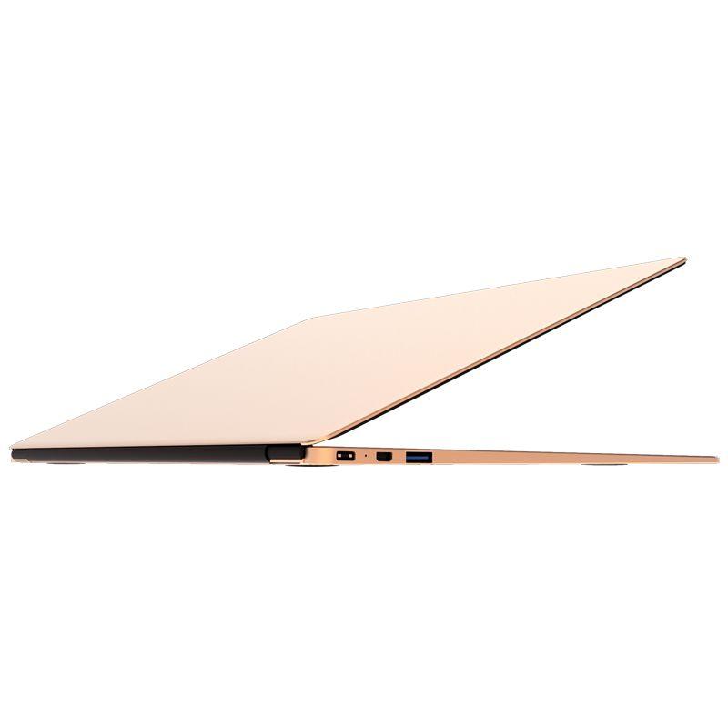 13,3 zoll Intel Apollo See N3450 Quad Core 6 GB RAM + 32 GB eMMC + 128 GB SSD 1920x1080 P IPS Bildschirm Ultradünne Metall Ultrabook Laptop