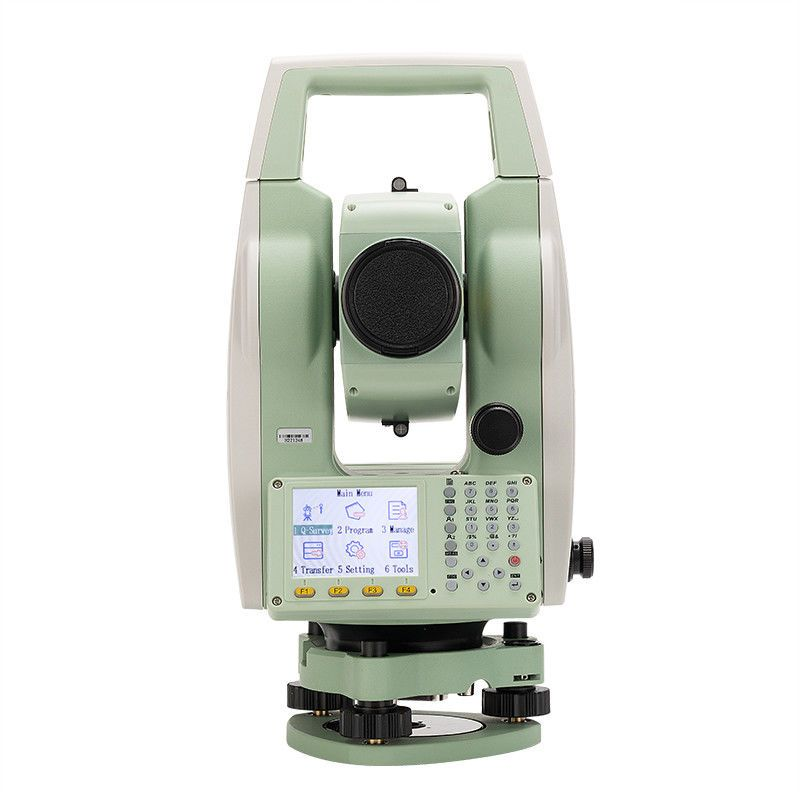 New LETER ATS-120A Color screen Reflectorless Total Station with Bluetooth