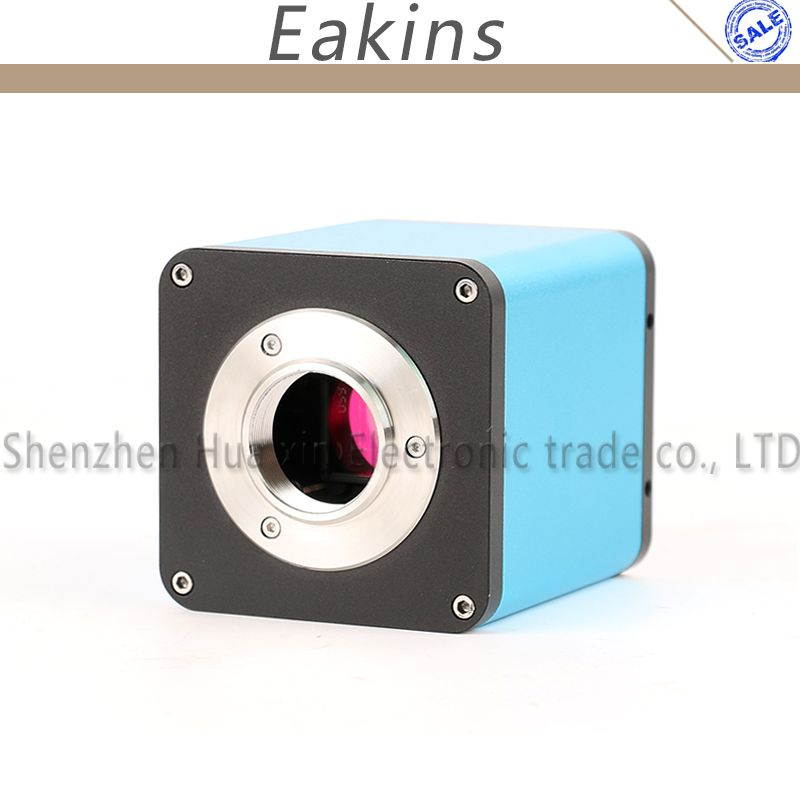 Autofokus VOLLE HD 1080 p 60FPS SONY SENSOR IMX290 HDMI TF Video Industrie Autofokus Mikroskop Kamera C-Mount für PCB SMT Reparatur