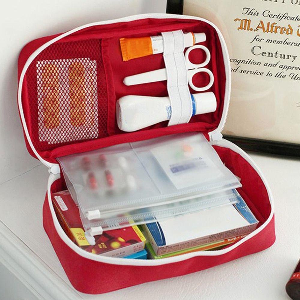 Многофункциональный Открытый Портативный ручной Спецодежда медицинская сумка, аптечка первой помощи узор Medicine сумка для хранения